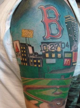 Tattoos - Fenway Park - 40192