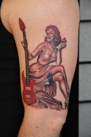 Tattoos - Pinup - 40194