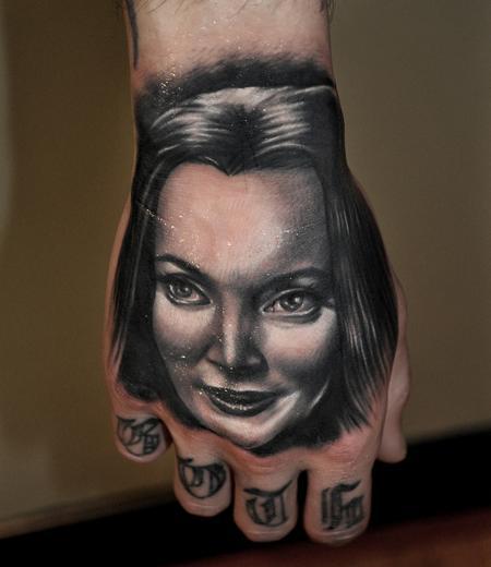 Tattoos - untitled - 70822