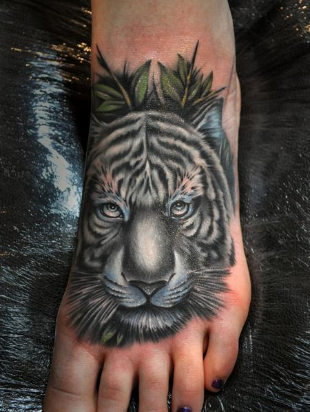Tattoos - tiger stylessss - 69804