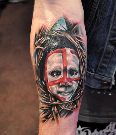 Tattoos - tribal style - 70602