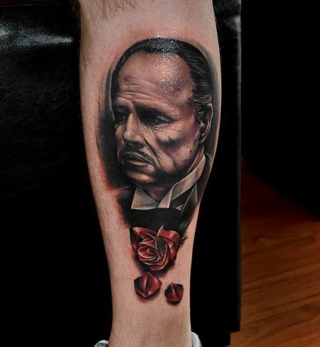 Tattoos - vito corleone - 69991