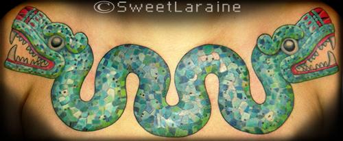 Sweet Laraine - Aztec Serpent