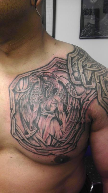 Tattoos - armor - 91826