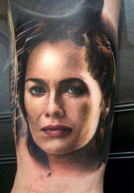 Tattoos - Queen - 65166