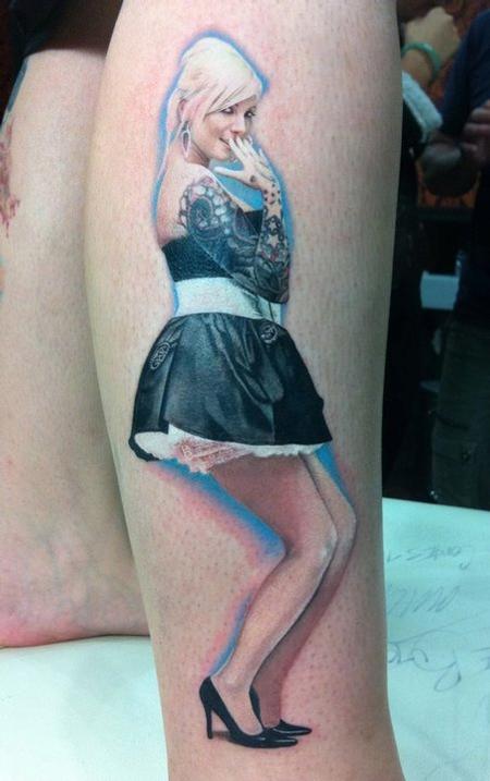 Tattoos - Maria - 55260