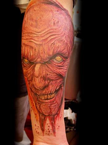 Tattoos - Zombie! - 33706
