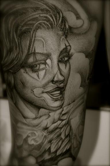 Tattoos - ANGEL EYES - 52886