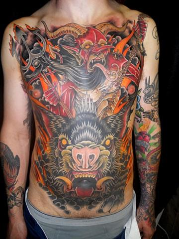 Tattoos - War - 82253