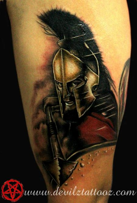 Tattoos - 300 leonidas tattoo - 71287