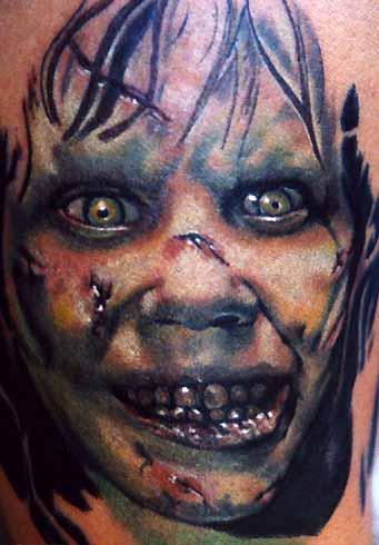 Tattoos - L. Blair- Exoristst - 31246