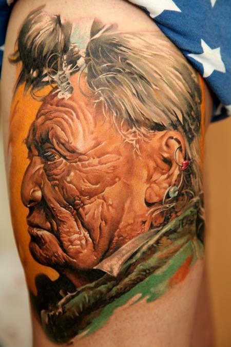 Tattoos - Crow Indian - 60717