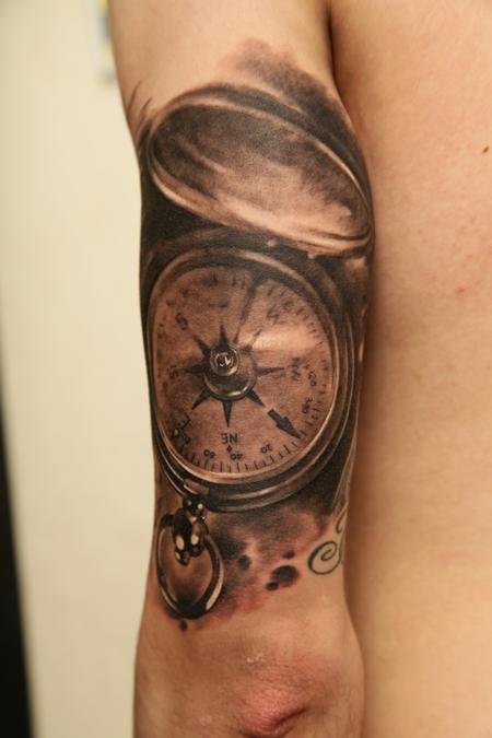 Dmitriy Samohin - Clock