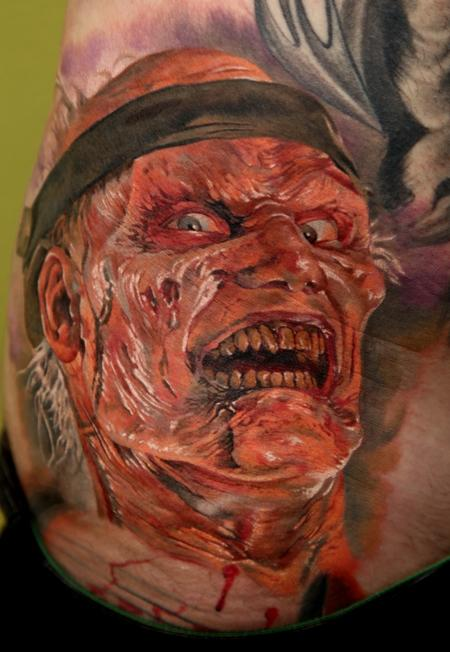 Tattoos - Horror - 63825