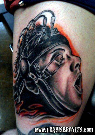Tattoos - Clockwork Orange - 65213