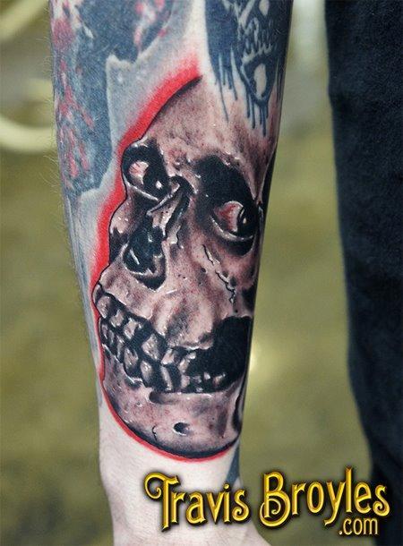 Tattoos - Evil Dead - 64961