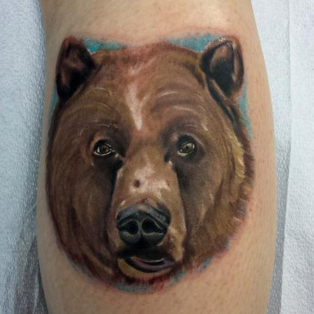Tattoos - Grizzly Bear - 77431