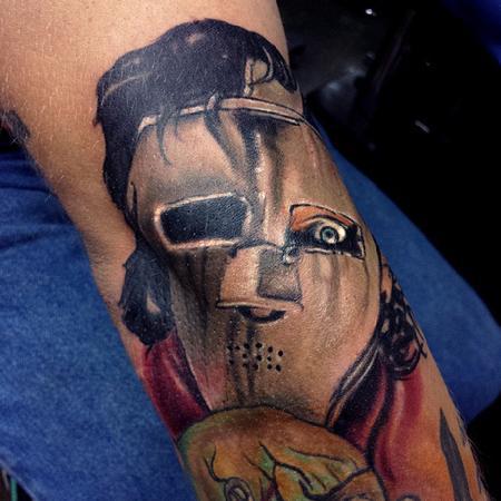 Tattoos - Quiet Riot - Metal Health Tattoo - 82453
