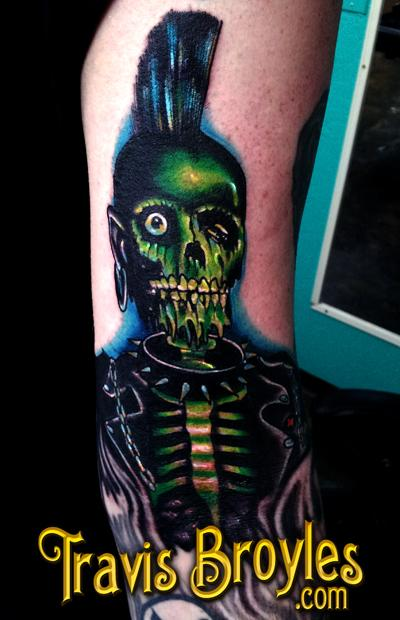 Tattoos - Return Of The Living Dead  - 67046
