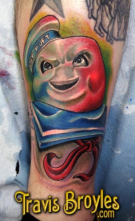 Tattoos - Stay Puft!  - 65676