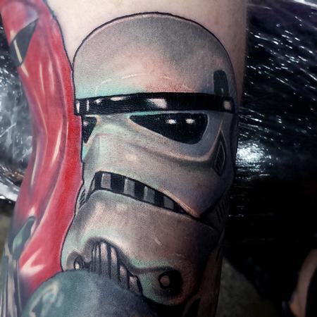 Tattoos - Storm Trooper  - 82224