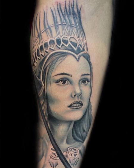 Tattoos - Princess Tattoo - 131775