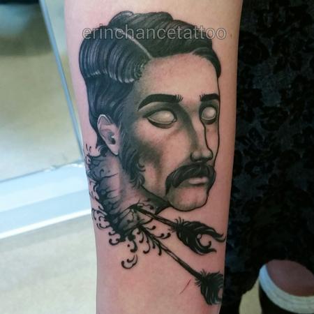 Tattoos - Unfortunate gentleman  - 96226