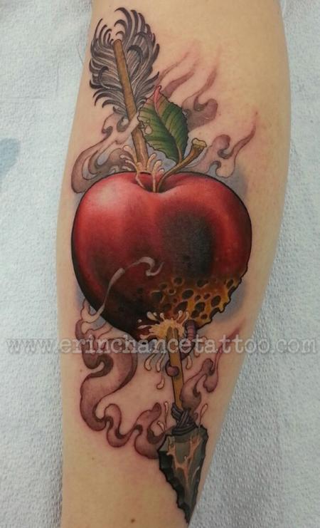 Tattoos - hunger games - 93417