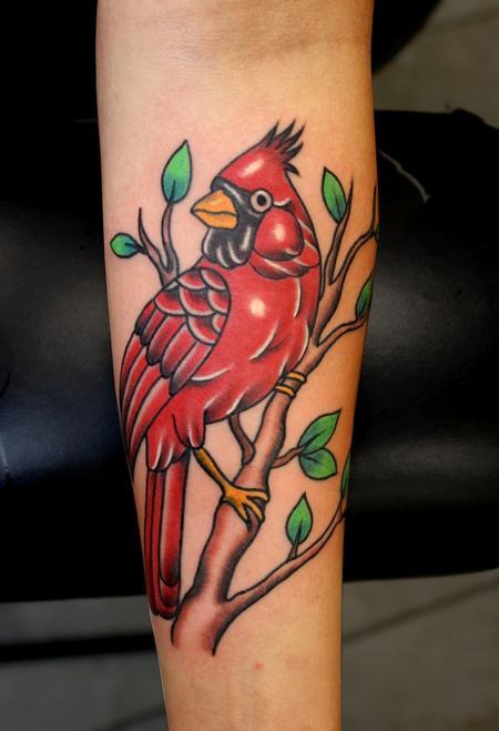 Tattoos - Cardinal Tattoo - 55301
