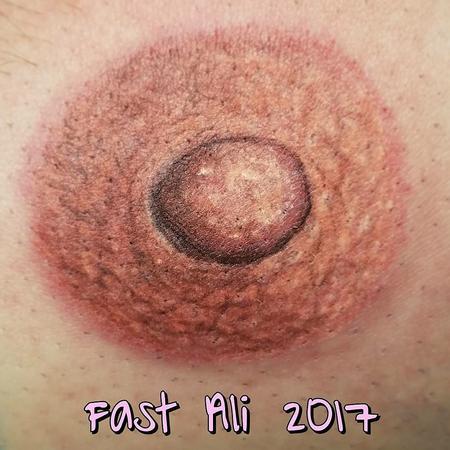 Tattoos - 3D Nipple - 127308