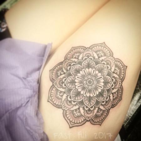 Tattoos - Rachel's Mandala - 127720