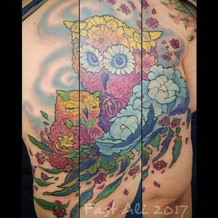 Tattoos - Flowls - 129966