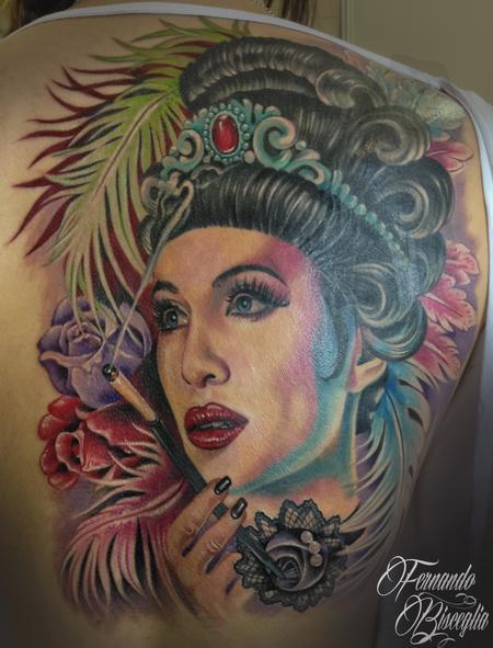 Tattoos - Sandra - 91628