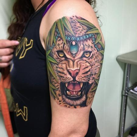 Tattoos - Jaguar  - 127042