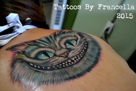 Tattoos - Cheshire Cat - 126494