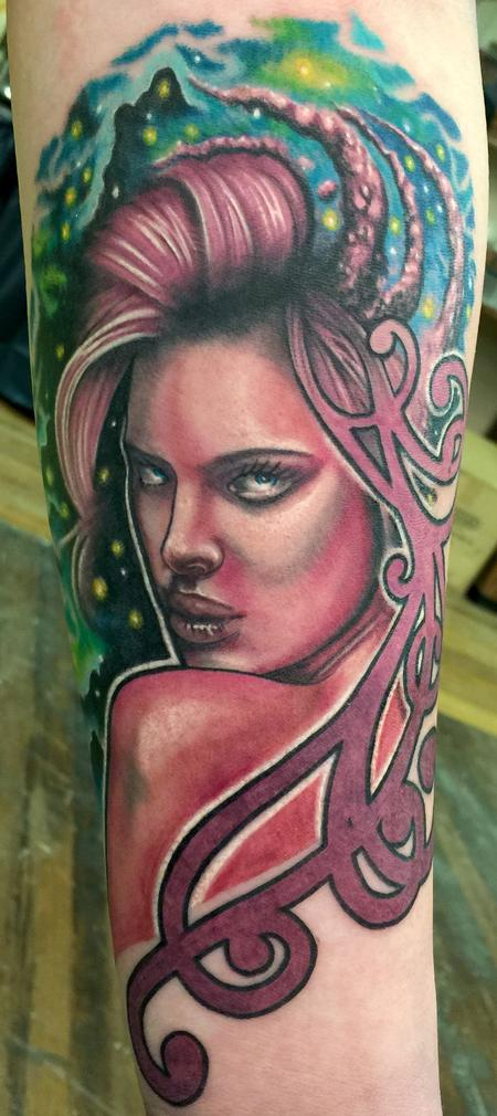 Tattoos - Nebulady  - 127200