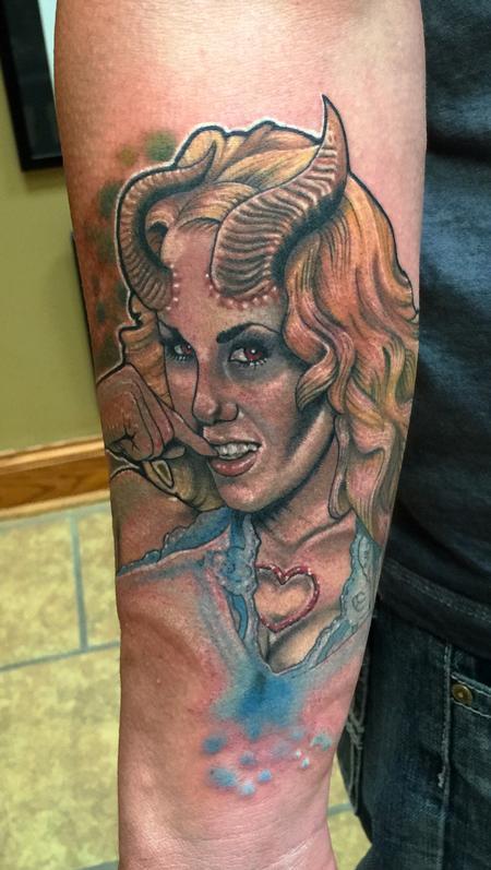 Tattoos - Succubus - 104702