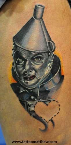 Matthew Davidson - Tin Man