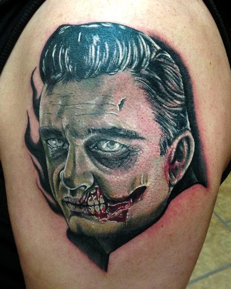 Tattoos - Hello, I'm Zombie Cash - 77854