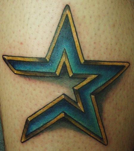 Tattoos - Astros - 58606