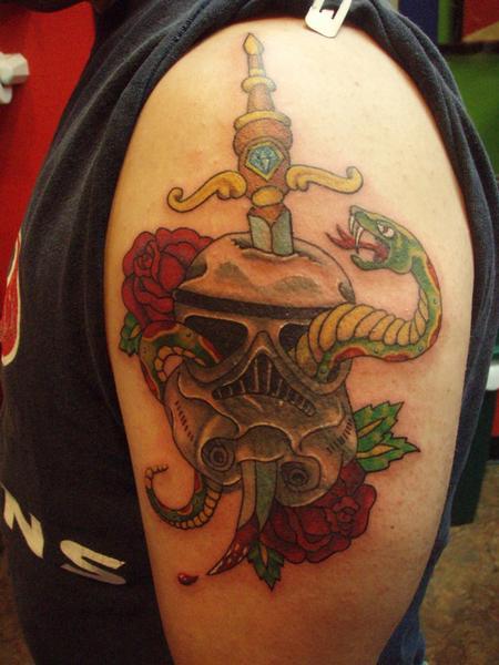 Tattoos - Starwars - 58609