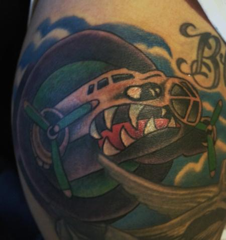 Tattoos - Houston Aeros - 60900