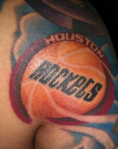 Tattoos - Houston Rockets - 60899