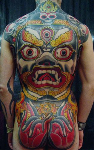 Tattoos - MAHAKALA - 9067