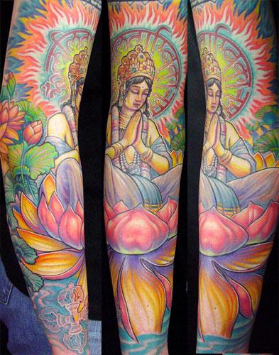 Tattoos - MANTRA - 9068