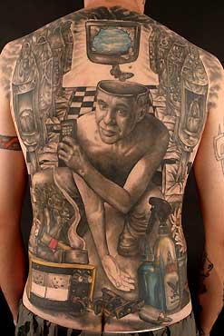 Tattoos - Surreal Tattooist.TATTOO PARIS AVIGNON FRANCE, TATOUAGE PARIS AVIGNON TATTOOS,TATOUEUR PARIS, BOUTIQUE TATTOO PARIS, BOUTIQUE TATOUAGE AVIGNON - 29635