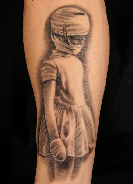 Tattoos - stéphane chaudesaigues. tattoo. tatouage.paris. avignon. - 56574