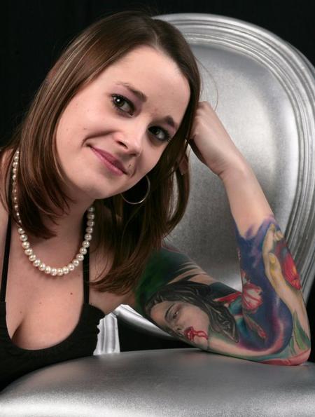 Tattoos - stéphane chaudesaigues. tattoo. tatouage.paris. avignon. - 56575