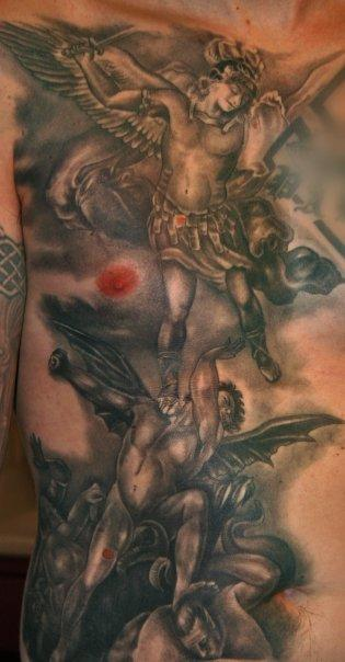 Tattoos - stéphane chaudesaigues. tattoo. tatouage.paris. avignon. - 56577