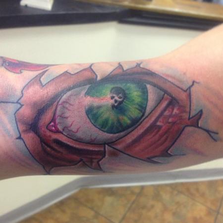 Tattoos - Eyeglass - 79233